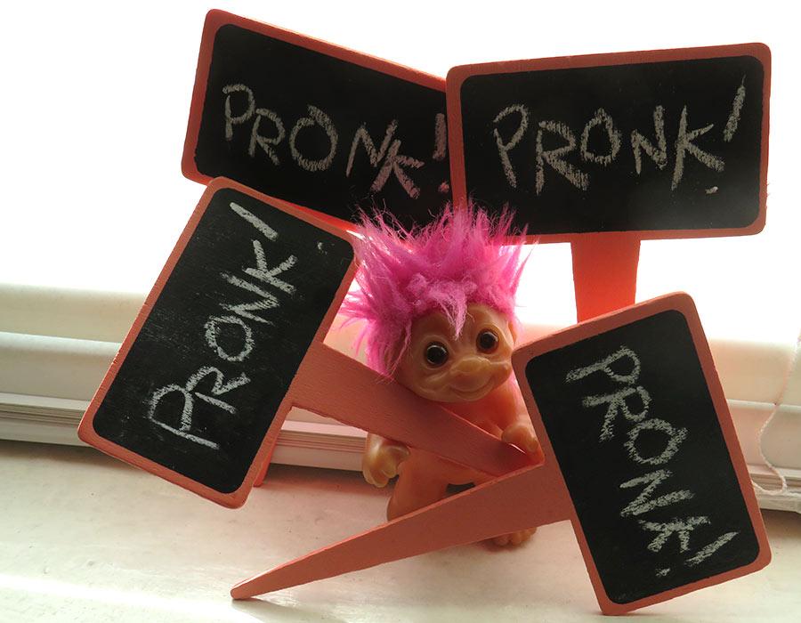 """""""PRONK!PRONK!PRONK!PRONK!"""""""